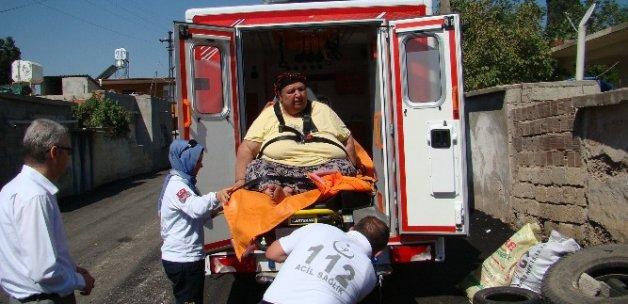 200 kiloluk kadına devlet eli