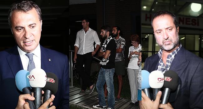 """""""Beşiktaş kahramanını kaybetti"""""""
