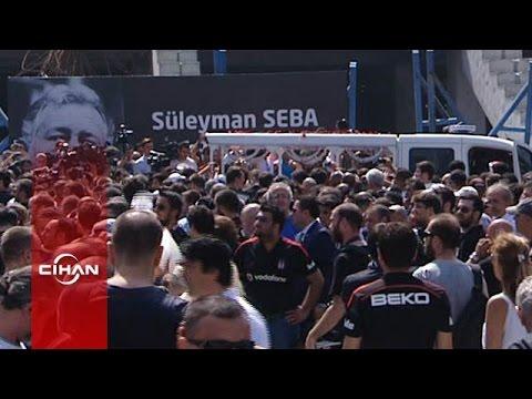 Efsane başkan Süleyman Seba, son kez İnönü'de