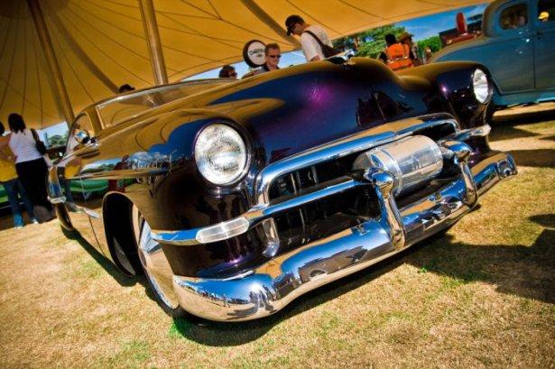Efsane otomobil Cadillac Cadzilla