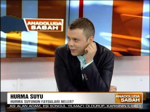 Hurmatat Cihan Haber Ajansı Anadolu'da Sabah programı