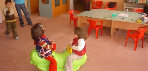 Kışla anaokulları sivillere açılıyor