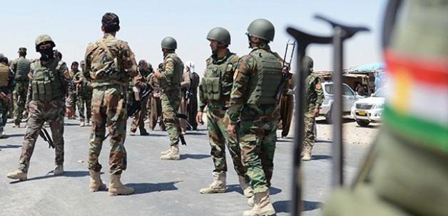 Peşmerge 3 bölgeyi IŞİD'den geri aldı!