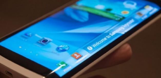 Samsung kavisli ekranlı 'Note'u tanıtabilir