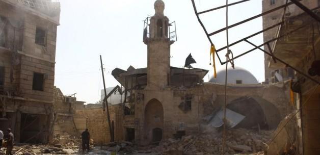 Suriye'de hava saldırısı: 81 ölü