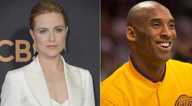 Kobe Bryant için 'Tecavüzcü' Diyen Evan Rachel Wood'dan Yeni Açıklama…