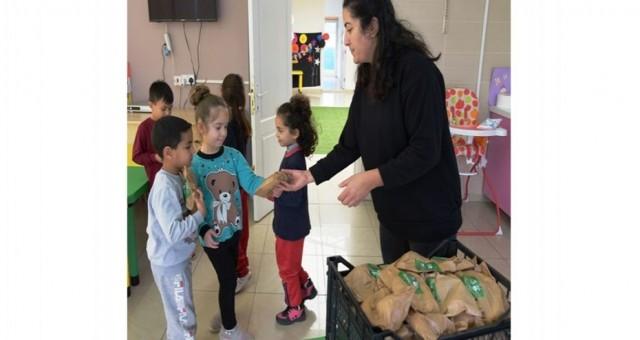 LTB'den çocuklar için 'Sağlıklı' kampanya