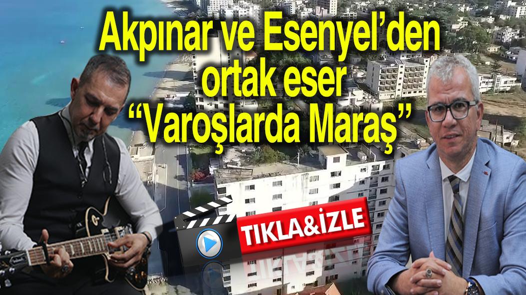Akpınar ,Varoşlarda Maraş şarkısının sözlerini sosyal medya hesabından paylaştı