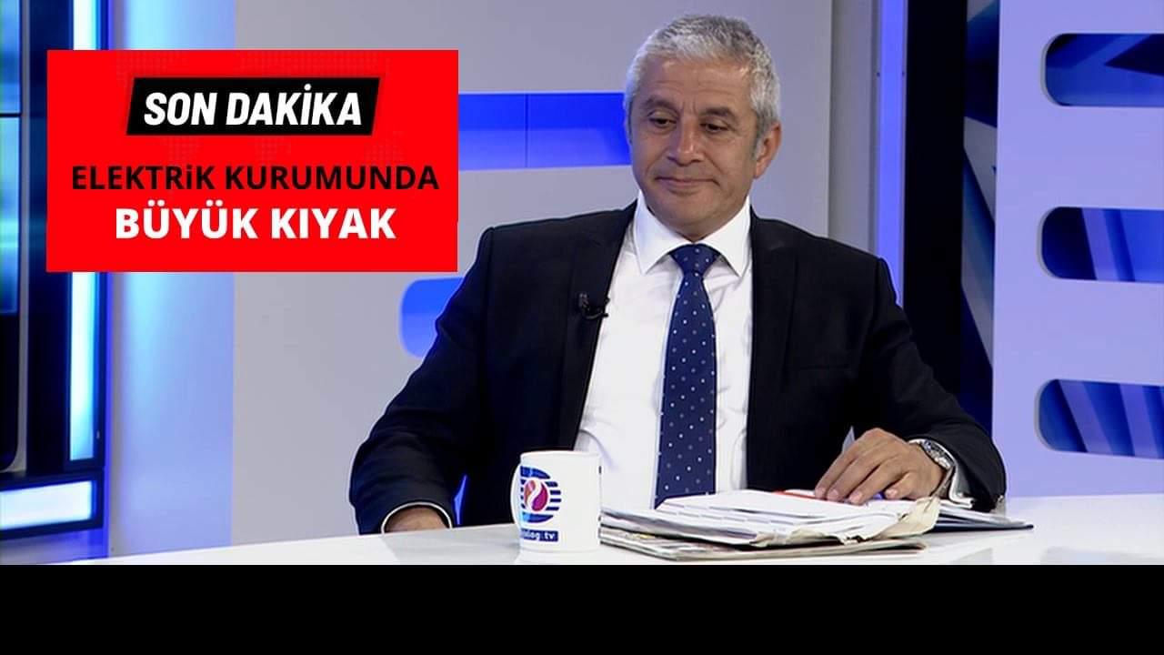 Taçoy'dan Elektrik kurumuna şaibeli istihdam