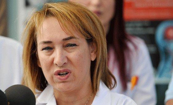 Sağlık eski Bakanı Dr. Filiz Besim