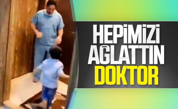 DOKTOR HERKESİ AĞLATTI