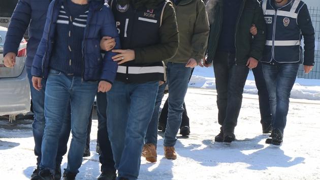 Demirhan'da uyuşturucudan 3 kişi tutuklandı!