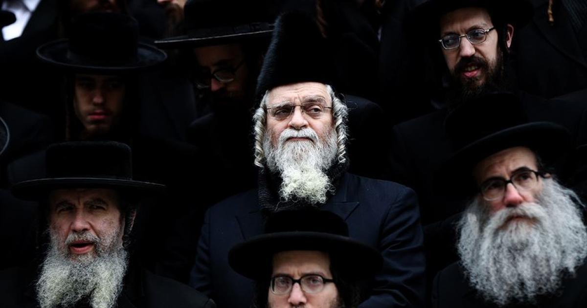 Fanatik Yahudiler koronavirüs tedavisini reddediyor