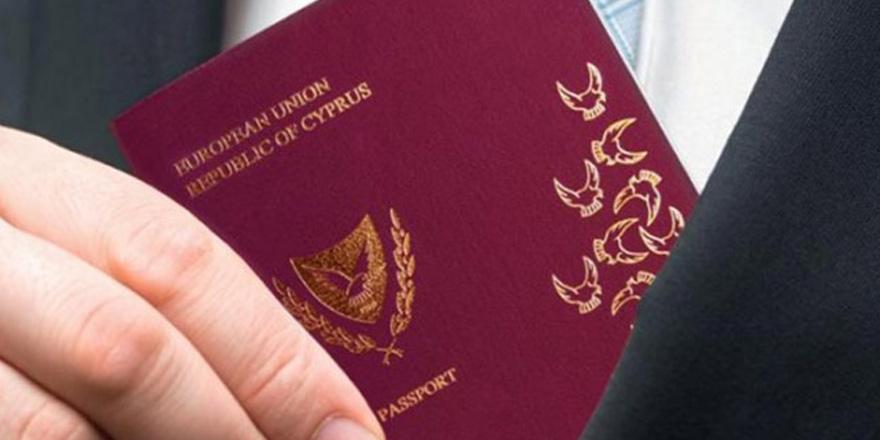 Güney Kıbrıs'ta Son 10 Yılda 23 Bin Pasaport Verildi.