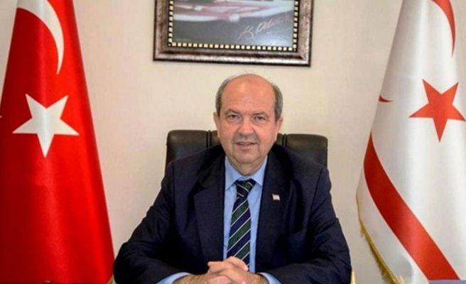 Başbakan Tatar, TBMM Başkanı Şentop'u kutladı