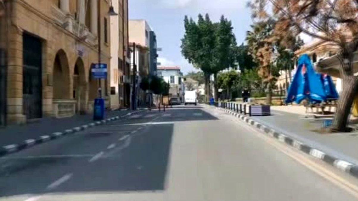 65 kişi sokağa çıkma yasağını ihlal etti