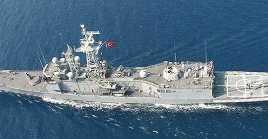 """Yunan Hellas Journal gazetesi: """"Türkiye'yi fırtına bile durduramadı"""""""
