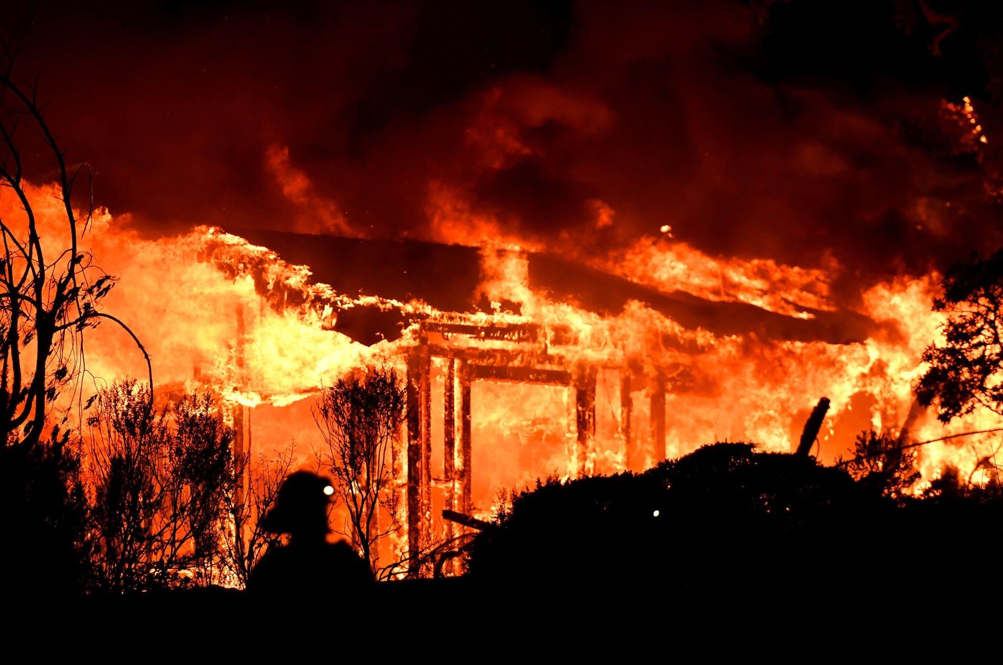 Yangın kontrol altına alınamadı