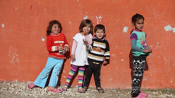 Mülteciler, Mersin'e gönderildi