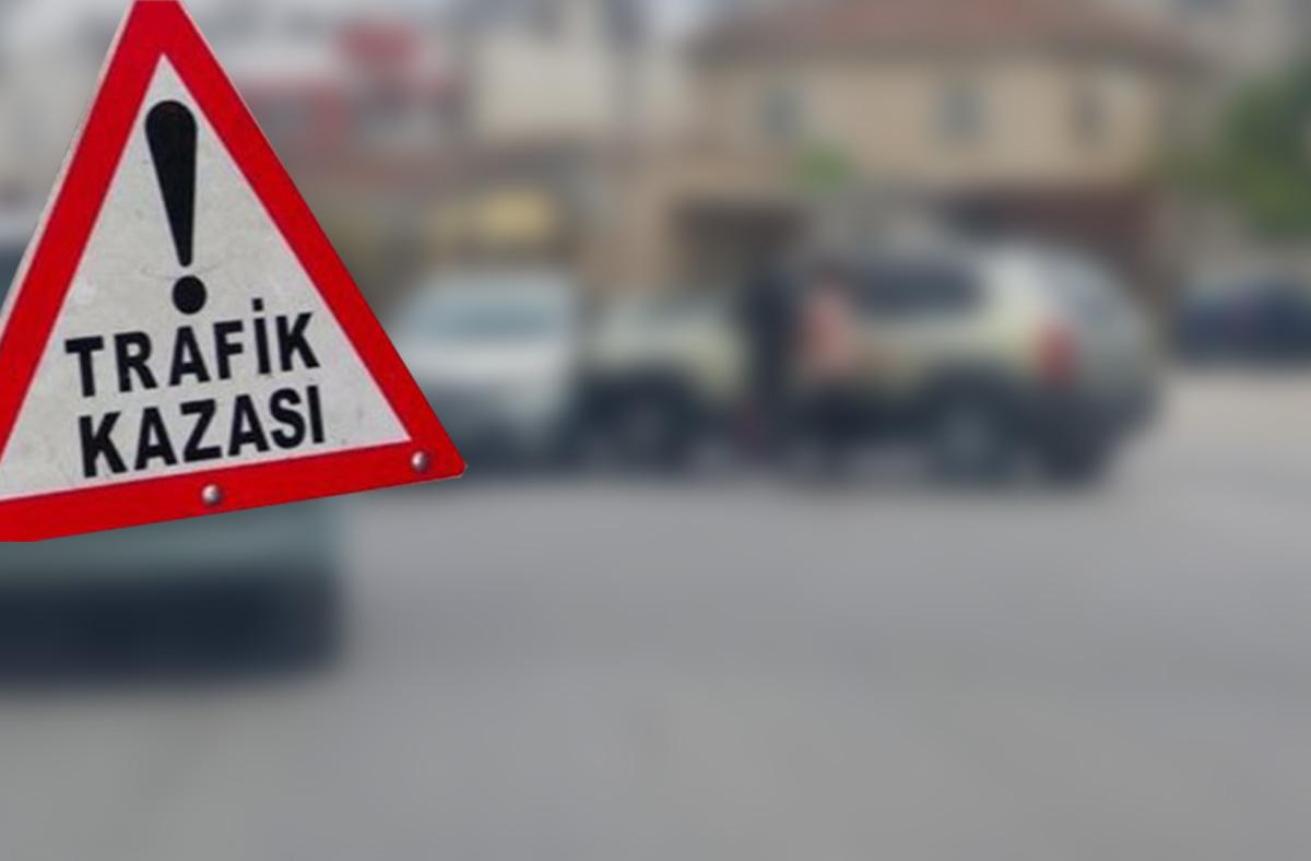 GÖNYELİ'DE  KORKUTAN KAZA!
