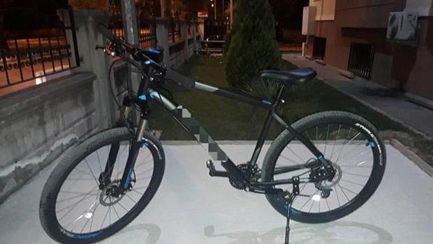 Bisikleti Gönyeli'den çaldılar, Güzelyurt'ta yakalandılar