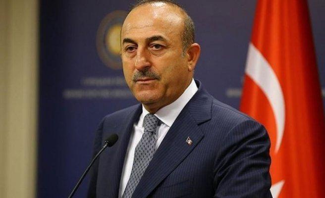 Çavuşoğlu: Rum tarafı KKTC ile anlaşarak uzlaşıya gitmelidir