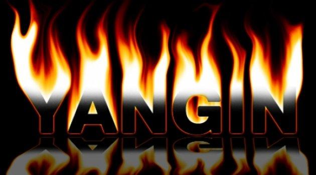 Mağusa'da çıkan yangında bir kişi öldü