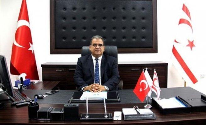 Sucuoğlu, Engelliler Haftası dolayısıyla mesaj yayımladı