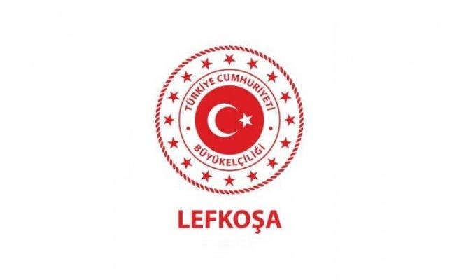 TC Lefkoşa Büyükelçiliği randevu usulüyle pazartesi başlıyor