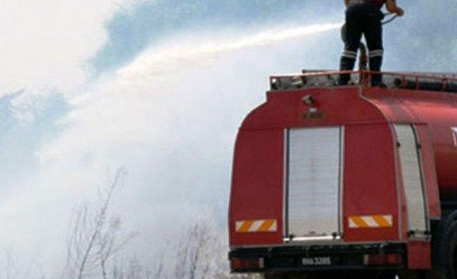 Yiğitler, Vadili ve Paşaköy arasındaki yangın kontrol altına alındı
