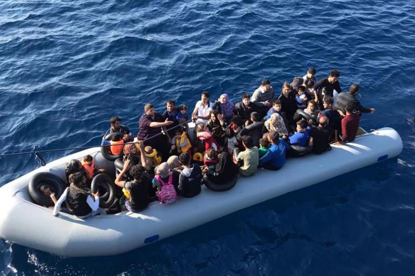 Mültecileri arama çalışmaları durduruldu
