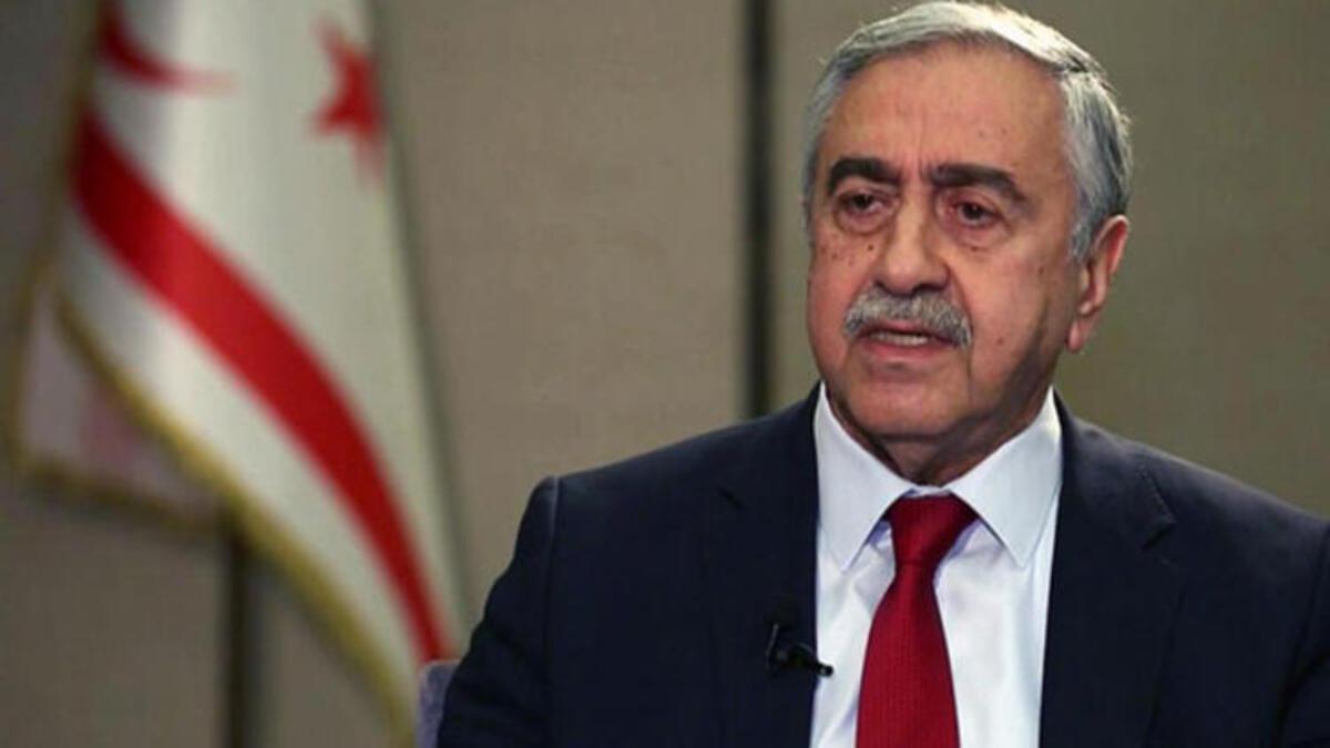Halktan yeniden yetki almadan Kıbrıs konusunda adım atmam
