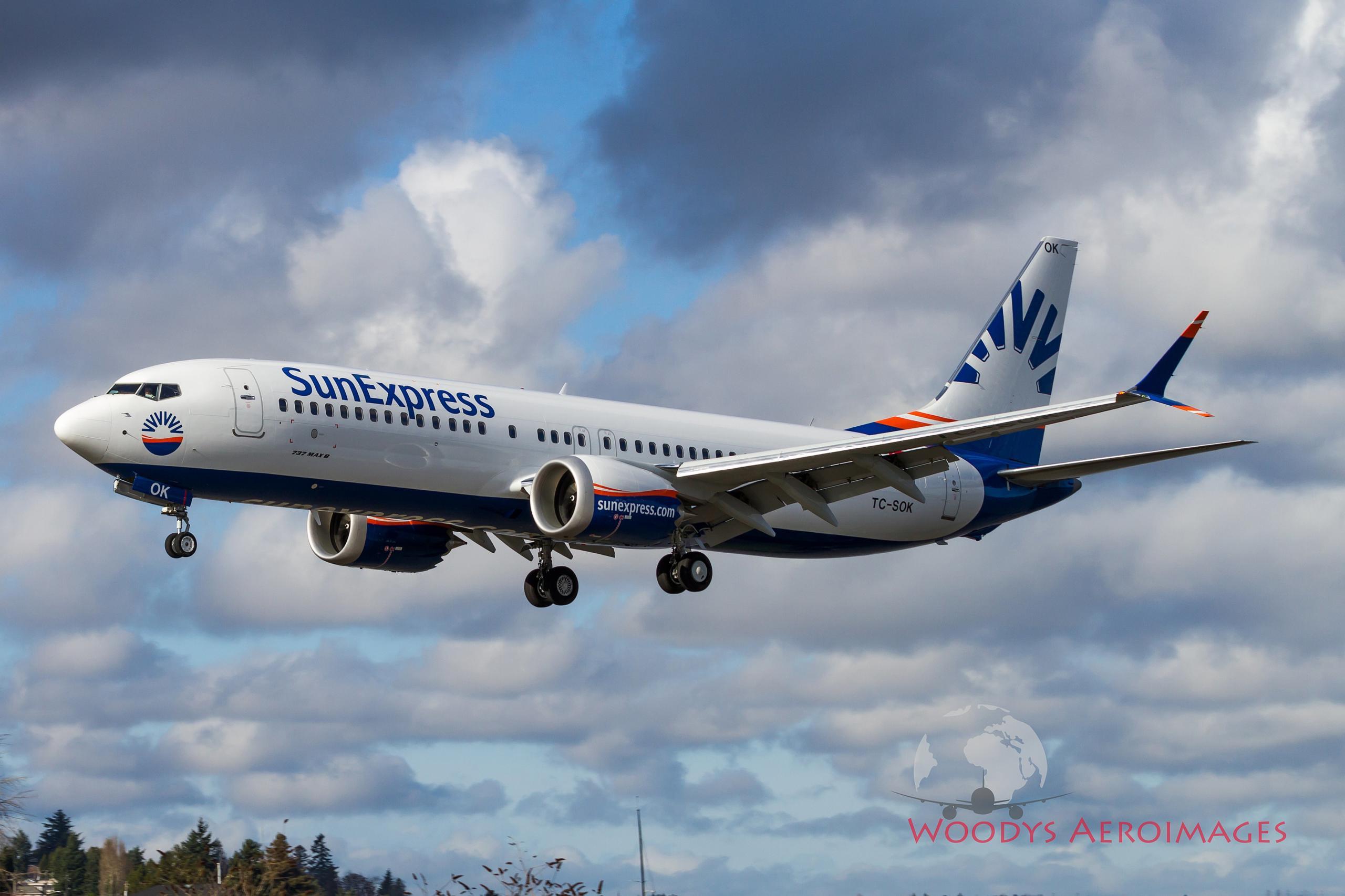 Düsseldorf-Adana uçağında koronavirüs paniği