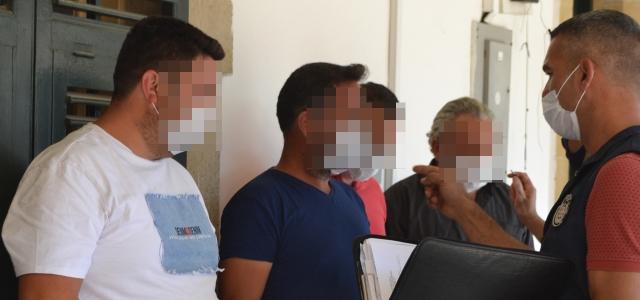 Askeri Bölgeyi İhlal Eden 4 Kişi Tutuklandı