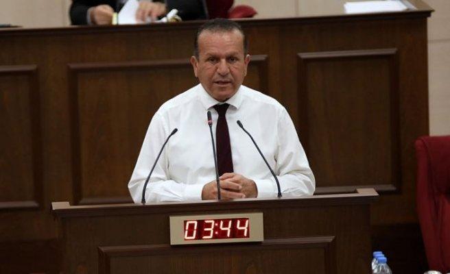 Ataoğlu: Hükümet ortağının bile haberi yoktu