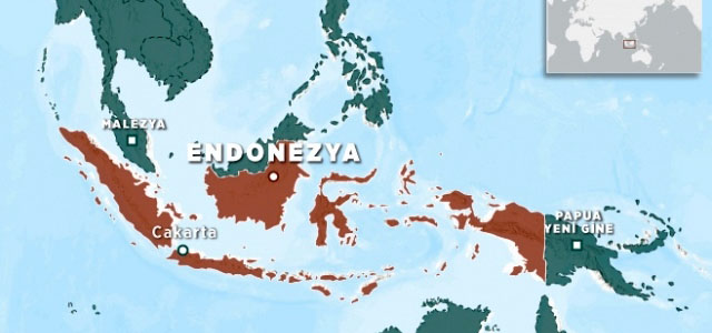 Endonezya'da Eski Bakana 7 Yıl Hapis Cezası