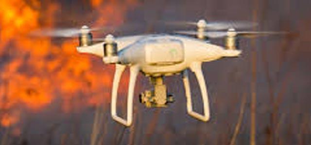 Güney'de Orman Yangınlarını İHA'lar Tespit Edecek