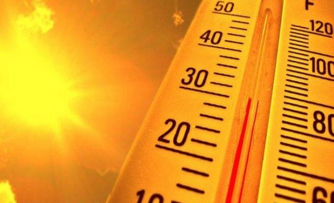 Hava sıcaklığı yükseliyor
