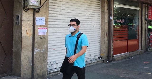 İran'da son 24 saatte Kovid-19'dan 115 kişi hayatını kaybetti
