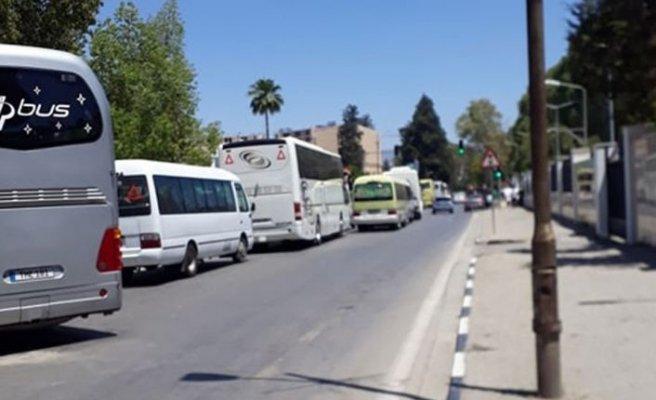 Otobüs şoförleri görüsmeden çıkan sonuca göre hareket edecek