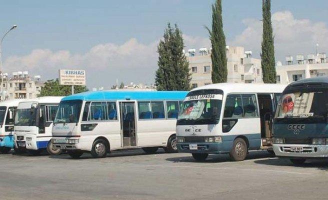 Şehir içi ve şehirlerarası toplu taşıma faaliyetleri yarın başlıyor