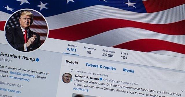 Twitter'dan Trump'ı kızdıracak hamle