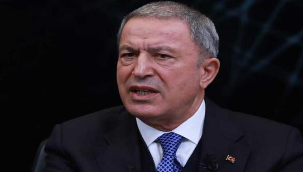 Akar'dan 'Doğu Akdeniz' mesajı: 'KKTC'nin ruhsat sahalarında çalışmak bizim hakkımızdır'