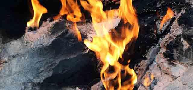 Amanoslar'ın Sonsuz Ateşi!