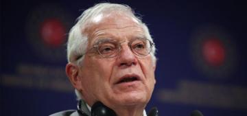 Borrell: 'Libya'da ateşkes için Türkiye ile birlikte çalışacağız'