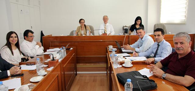 """Hukuk, Siyasi İşler Ve Dışilişkiler Komitesi Toplandı""""'"""