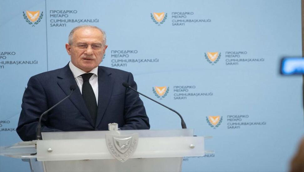 Rum Sözcü Kusios, Türkiye'ye daha sert yaptırımlar uygulanması konusunda 'ısrarcı'