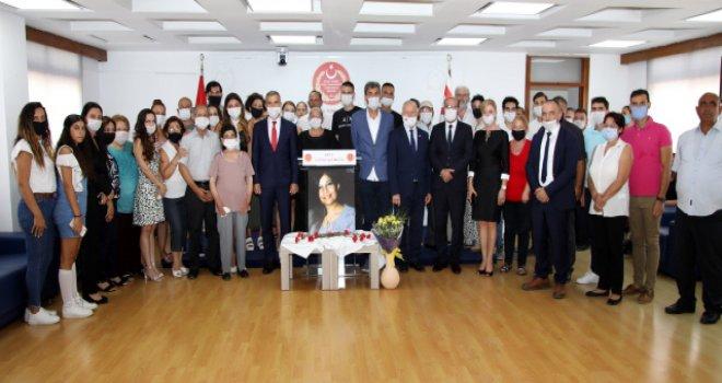 Meclis, Mavi Salona Merhum Meclis Çalışanı Zalihe Çavuşoğlu'nun İsmi Verildi
