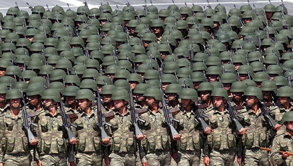 Askerlik (değişiklik) Yasa Tasarısı, Resmi Gazete'de