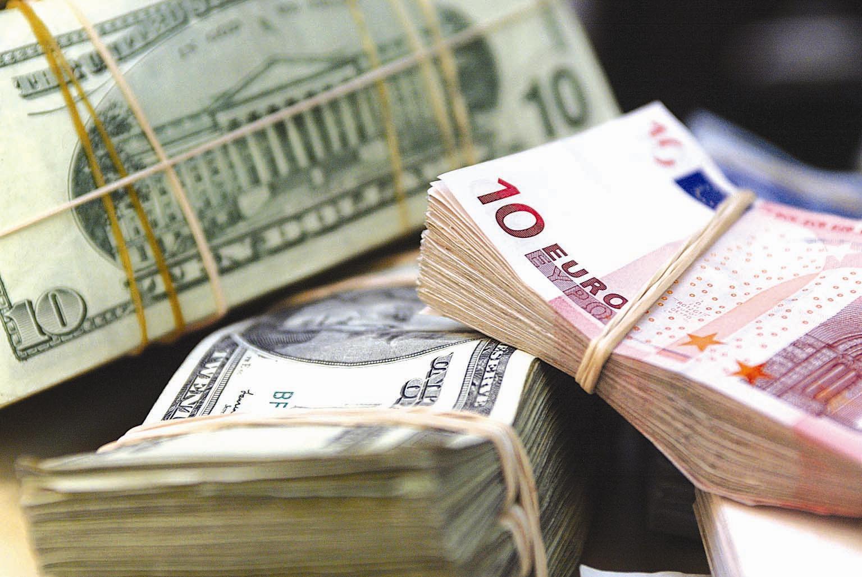 Euro 8.6, Sterlin 9.5, dolar ise 7.3 seviyelerinde işlemde